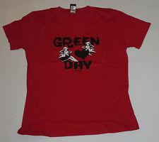 GREEN DAY CHERUBS LADIES T-SHIRT FROM 2003, SIZE LARGE, PUNK ROCK