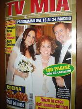 Tv MIa.ROSANNA VAUDETTI,ROSITA CELENTANO, MARA MAIONCHI,LUCA TURCO,iii