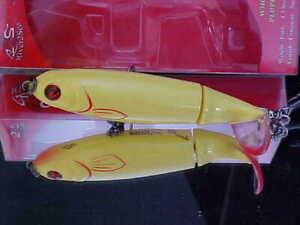 River2Sea Larry Dahlberg Series WHOPPER PLOPPER WPL130-14 - BONE Big Gamefish