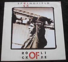 RICK SPRINGFIELD Rock Of Life LP, 1987