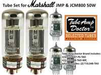 TUBE AMP DOCTOR Tube Set complement for Marshall JMP, JCM800 50W guitar amp