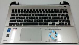 Toshiba Satellite L50-B Series Laptop Palmrest Top Case with Keyboard A000295230