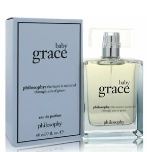 New/Sealed Baby Grace EDP Parfum 2 oz