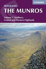 Walking the Munros Vol. 1 : Southern, Central and Western Highlands by Steve...