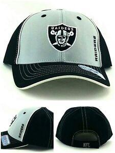 Las Vegas Raiders New NFL Youth Kids Oakland Black Gray Era Adjustable Hat Cap