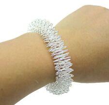 Sujok Wrist Accupressure Ring Bracelet Feels Great Massager Decrease Pain  NIP