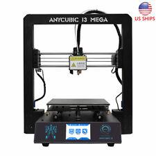 Anycubic I3 Mega 3D Printer All-Metal Industrial Large Size Upgrade TFT KIT US
