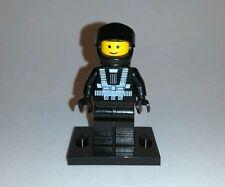 LEGO SPAZIO Blacktron Pupazzetto (Solid Stud) 1987 ISH