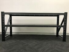 2mX0.9mX0.6m 400KG Adjustable Work Bench/Storage Racking/Shelves/Table