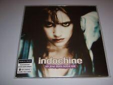 INDOCHINE - Un Jour Dans Notre Vie French 2015 Indochine Records LP reissue NEW/