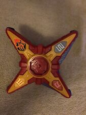 2016 Bandai Power Rangers Ninja Steel DX Ninja Battle Morpher Tested & Works