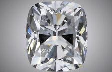 1 carat Cushion cut Diamond GIA cert. D color SI1 clarity VG no floures. loose