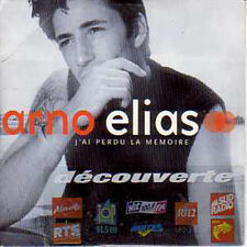 CD single Arno ELIAS J'ai perdu la memoire 2 tracks +++