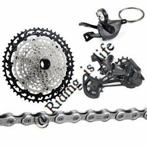 2020 Brand New SHIMANO Deore XT M8100 1x12 12 Speed MTB Groupset 4 Pcs 10-51T