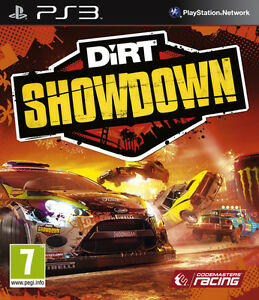 Dirt Showdown ~ PS3 (in Good Condition)