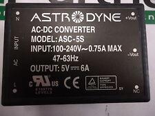 Asc-5S Astrodyne 30 Watt Ac/Dc Psu Brand New!