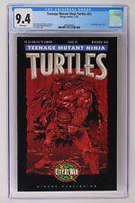 "Teenage Mutant Ninja Turtles #53 - Mirage 1992 CGC 9.4 ""City at War"" Part 4 of 1"