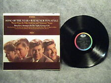 33 RPM LP Record Wayne Newton Song Of The Year Capitol Records ST 2714 VG+