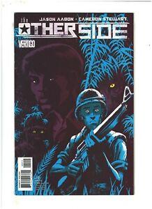 The Other Side #2 VF+ 8.5 Vertigo Comics 2007 Vietnam War, Jason Aaron