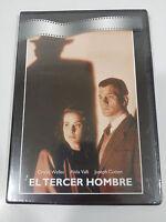 EL TERCER HOMBRE DVD SLIM ORSON WELLES ALIDA VALLI ESPAÑOL ENGLISH NEW NUEVO