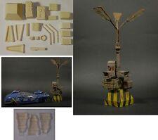 Blade Runner Model Kit Street Light Lamp 1/24 for Spinner deckard resin kit