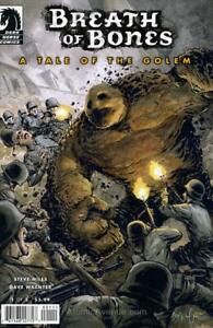 Breath of Bones: A Tale of the Golem #1 VF/NM; Dark Horse | save on shipping - d