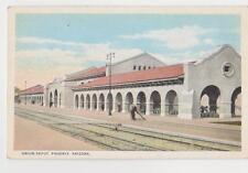 Phoenix,Arizona,Union Depot,Maricopa County,c.1918-30s