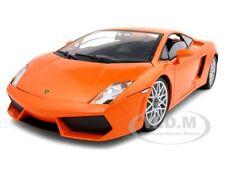 LAMBORGHINI GALLARDO LP560-4 ORANGE 1/18 DIECAST CAR MODEL BY MOTORMAX 79152