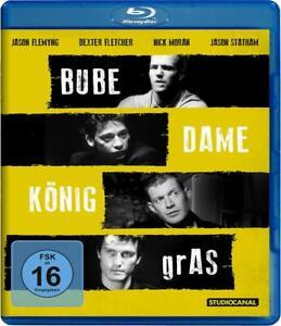 Bube, Dame, König, grAS [Blu-ray/NEU/OVP] von Guy Ritchie mit Jason Statham, Nic