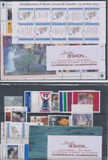 2003 Vaticano Sellos Año Completo 22 Val 3Bf 1 Instruccion MNH