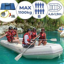 Schlauchboot Sportboot Paddelboot Boot Angelboot Motorboot Ruderboot 460x190cm