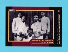 The Five Du-Tones Soul Music Collector Card  Have a Look!