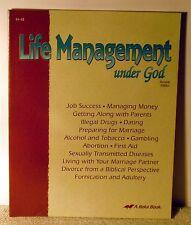 A Beka Life Management under God - 2nd edition