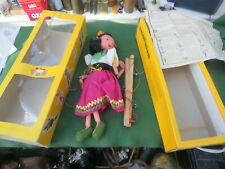 VINTAGE GYPSY PELHAM PUPPET BOXED