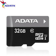ADATA Genuine Original Premier 32GB UHS-I C10 MicroSD TF Memory Card MicroSDHC