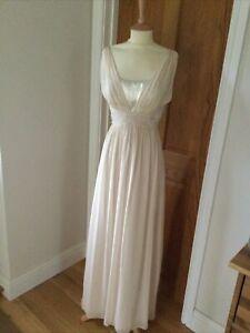 Lovely Floaty Wedding/B.maid/Prom Dress Size US8 UK10 NEW