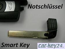 BMW E60 E61 E81 E87 E91 E92 X1 X5 Notschlüssel Rohling Key ohne Cover Gehäuse