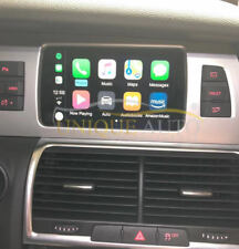 Wireless Apple CarPlay Navigation Camera Interface Audi Q7 2009-2015 GPS MMI