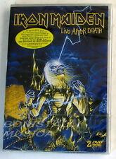 IRON MAIDEN - LIVE AFTER DEATH - 2 DVD Sigillato