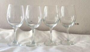 Champagne glasses wedding Clear Long Stemmed White Wine Glasses 20 Fl. oz Party