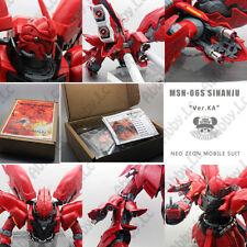 Metal Detail Up Parts Set Only For 1 100 MG Sinanju ver Ka Ova  Gundam Model Kit