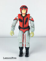 GI JOE - CRAZYLEGS V1 -1987 Original Vintage ARAH Hasbro Action Figure #3