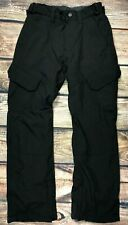 Gerry Mens Snow Pants Ski Stretch Water Resistant Fleece Lined Black S
