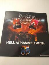"Venom Hell At Hammersmith 12"" Vintage Vinyl EP 1985 Neat Records"