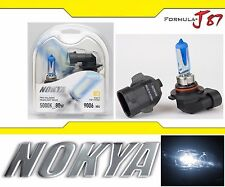 Nokya 5000K White 9006 HB4 Nok8010 80W Two Bulbs Head Light Stock Replace Lamp