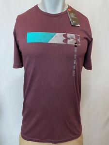 "Under Armour Men's T-Shirt Athletic Fit, Multiple Colors S-XL ""Two-Toned"""