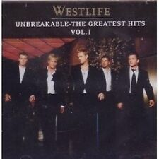 Westlife Unbreakable Greatest Hits CD 19 Track (74321975902) European BMG 2002