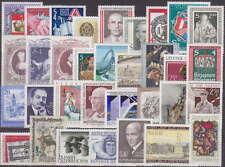 AUSTRIA - ÖSTERREICH - COMPLETE YEAR SET 1980 - JAHRGÄNG - **MNH** - CHEAP !!