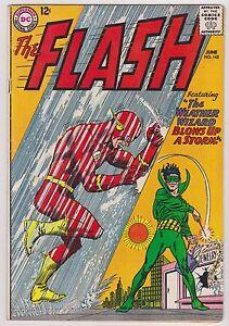 Flash #145, Fine - Very Fine Condition