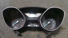 Ford focus clocks petrol / instrument / cluster / speedo panel 21k 2011-2014